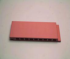 陶板T30釉面-珊瑚红